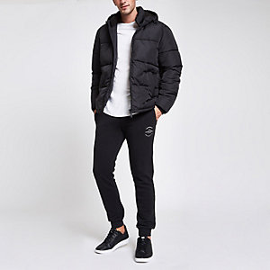 Jack & Jones Original black joggers
