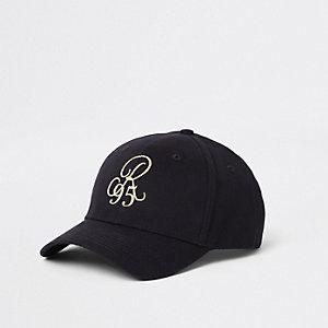 Zwarte baseballpet met 'R95'-print
