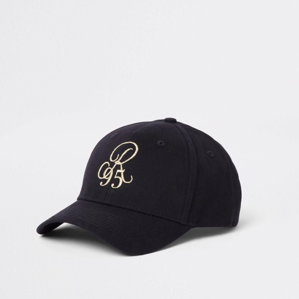 Black 'R95' baseball cap