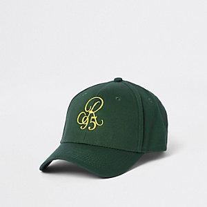 Groene baseballpet met 'R95'-print