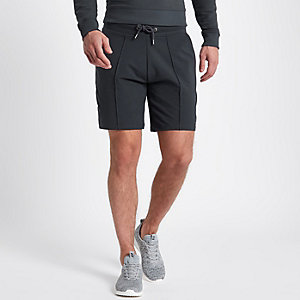 Grey Concept slim fit jogger shorts