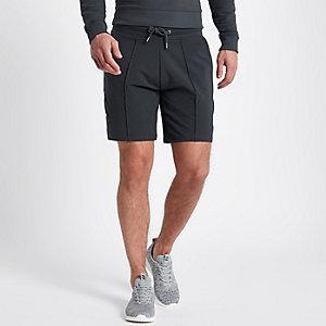Concept – Graue Slim Fit Joggingsshorts