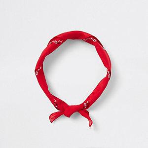 Red knot bandana