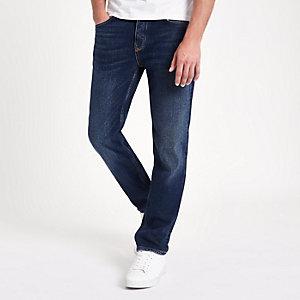 Bobby - Blauwe standaard jeans