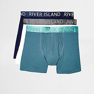 Navy RI trunks multipack