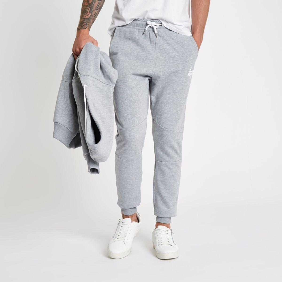 Grey Hype joggers