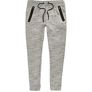 Only & Sons light grey tracksuit bottoms