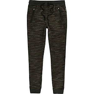 Only & Sons dark grey tracksuit bottoms