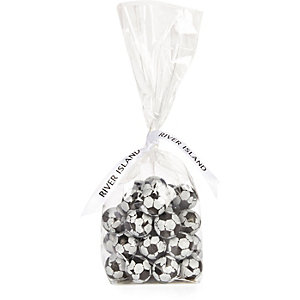 Chocolate footballs gift pack