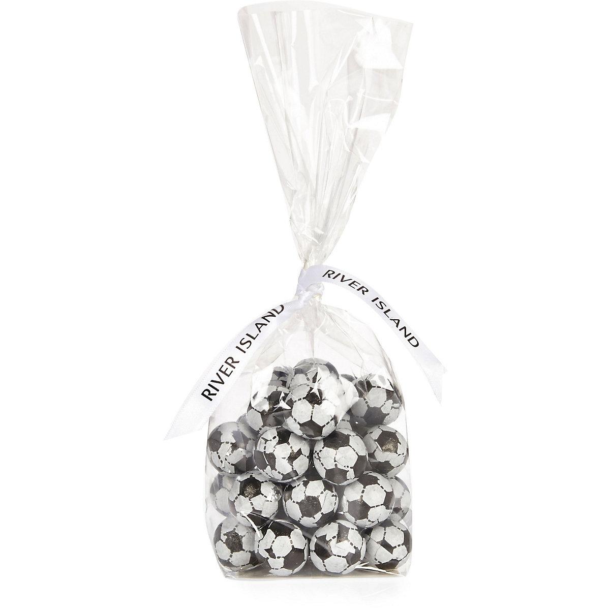 Chocolate footballs gift pack