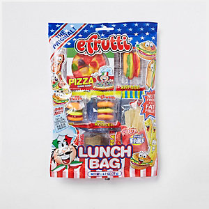 Lunch bag candy