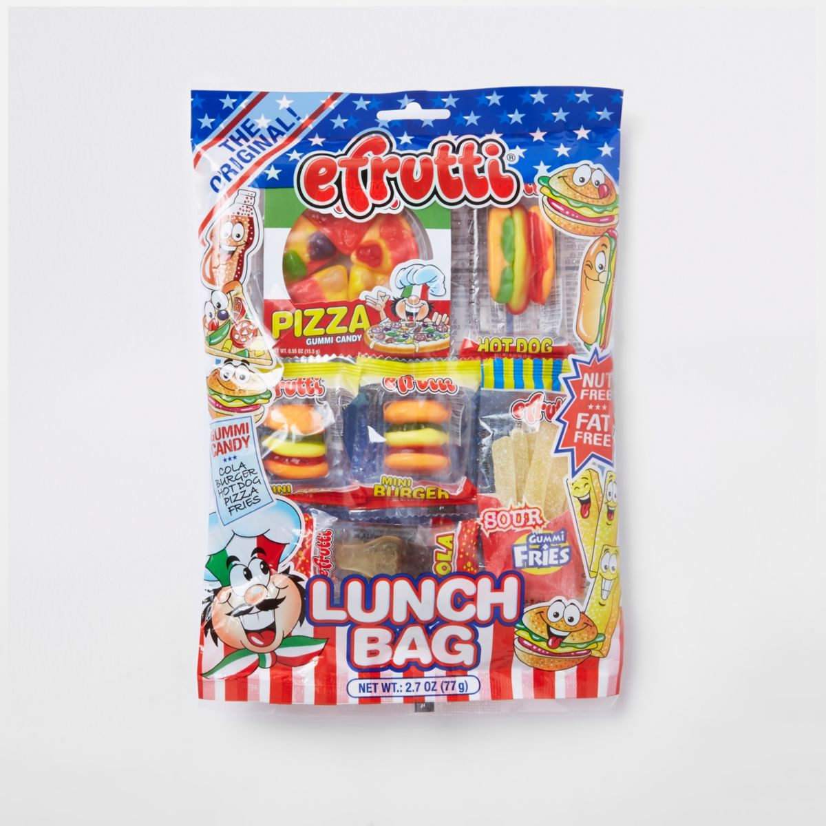 Lunch bag sweets