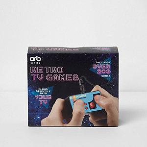 Tragbare Retro-Videospielkonsole