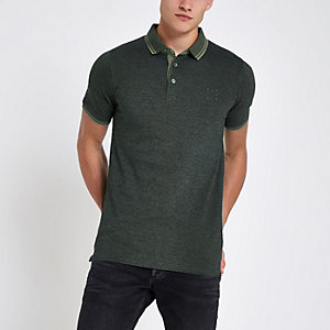 Only & Sons - Groen poloshirt