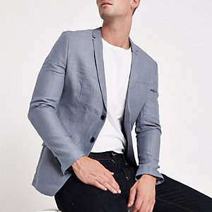 Jack & Jones Premium blue blazer