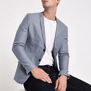Jack & Jones Premium - Blauwe blazer