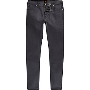 Lee grey Malone skinny fit jeans