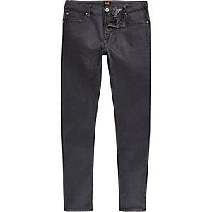 Lee - Malone - Grijze skinny-fit jeans