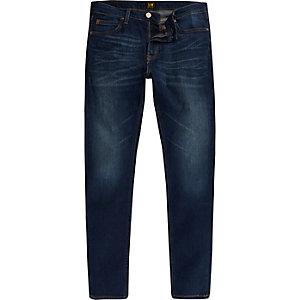 Lee – Malone – Blaue Skinny Fit Jeans