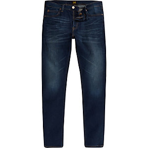Lee – Malone – Jean skinny bleu