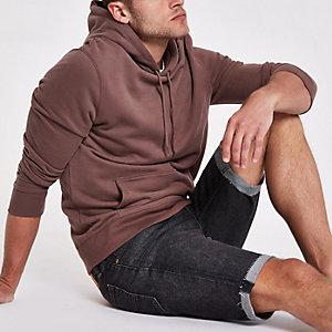 Levi's - Donkerblauwe 511 slim-fit denim shorts