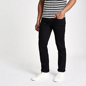 Levi's – Schwarze Slim Fit Jeans – 511
