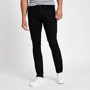 Levi's 501 - Zwarte skinny jeans