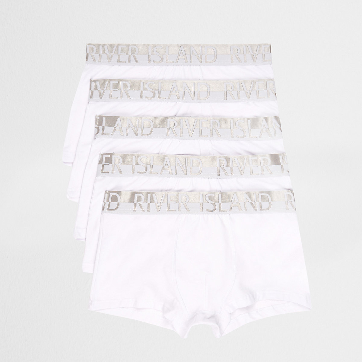 White and silver RI hipster multipack