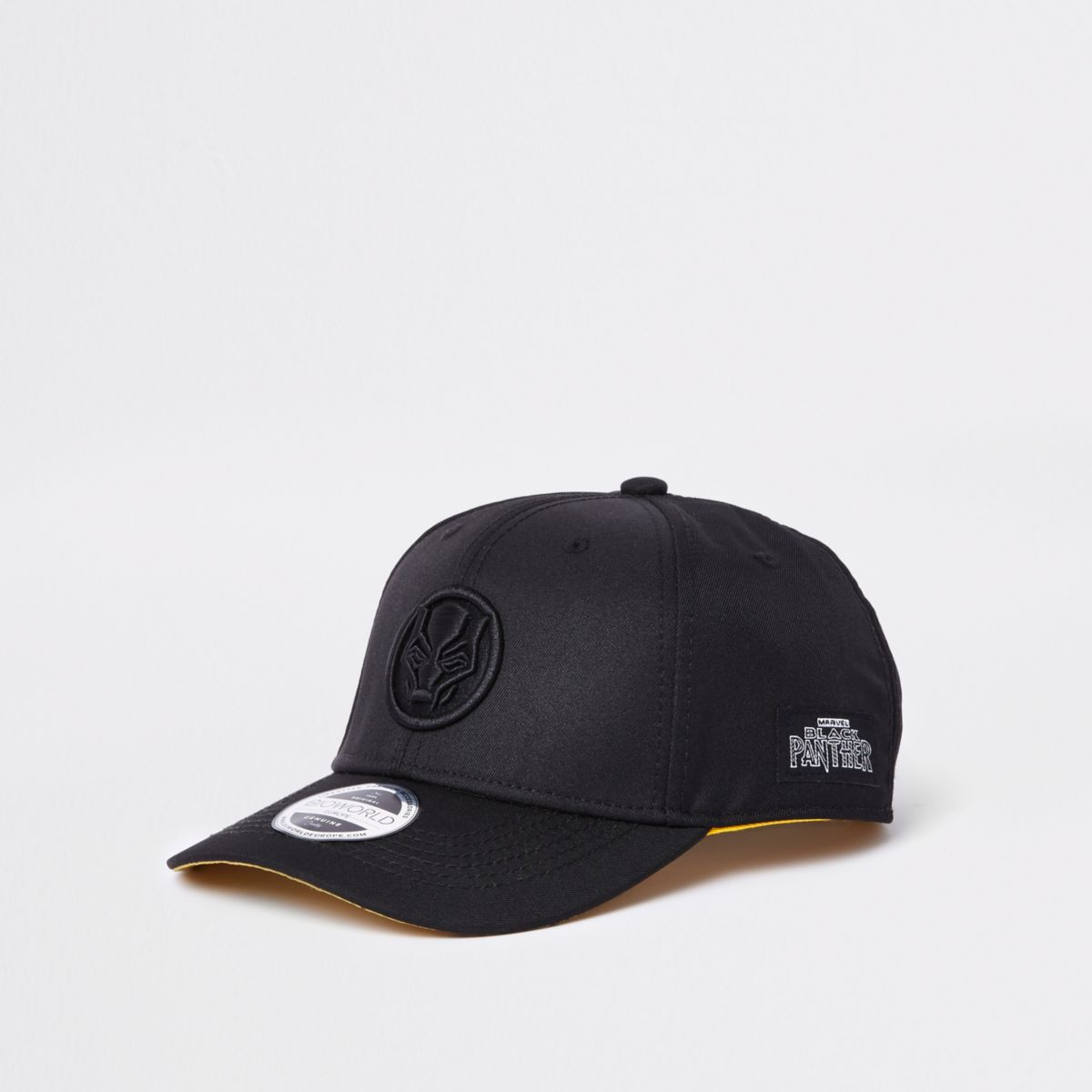 Black 'Black Panther' baseball cap