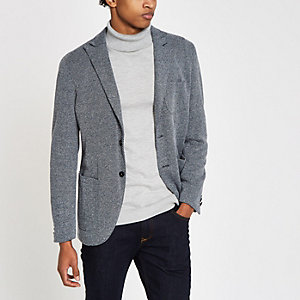 Jack & Jones Premium grey blazer