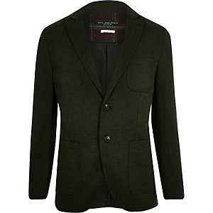 Jack & Jones Premium - Groene blazer