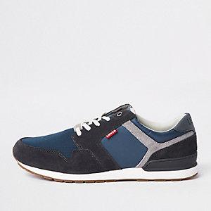 Levi's blue runner sneakers