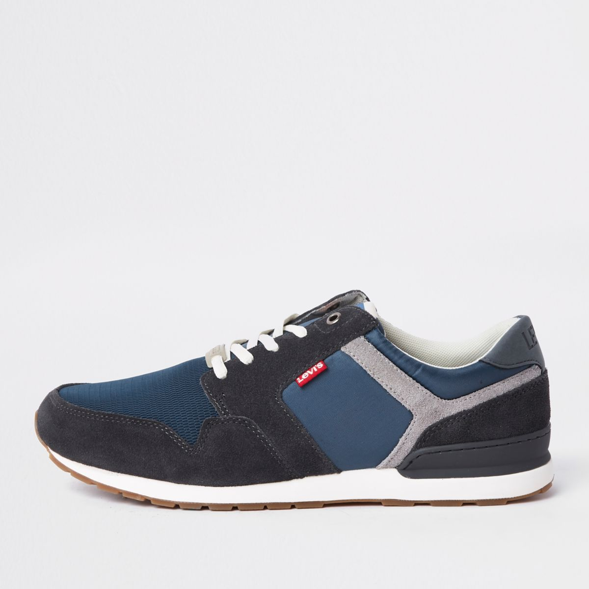Levi's blue runner sneakers
