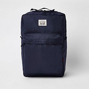 Levi's - Marineblauwe rugzak