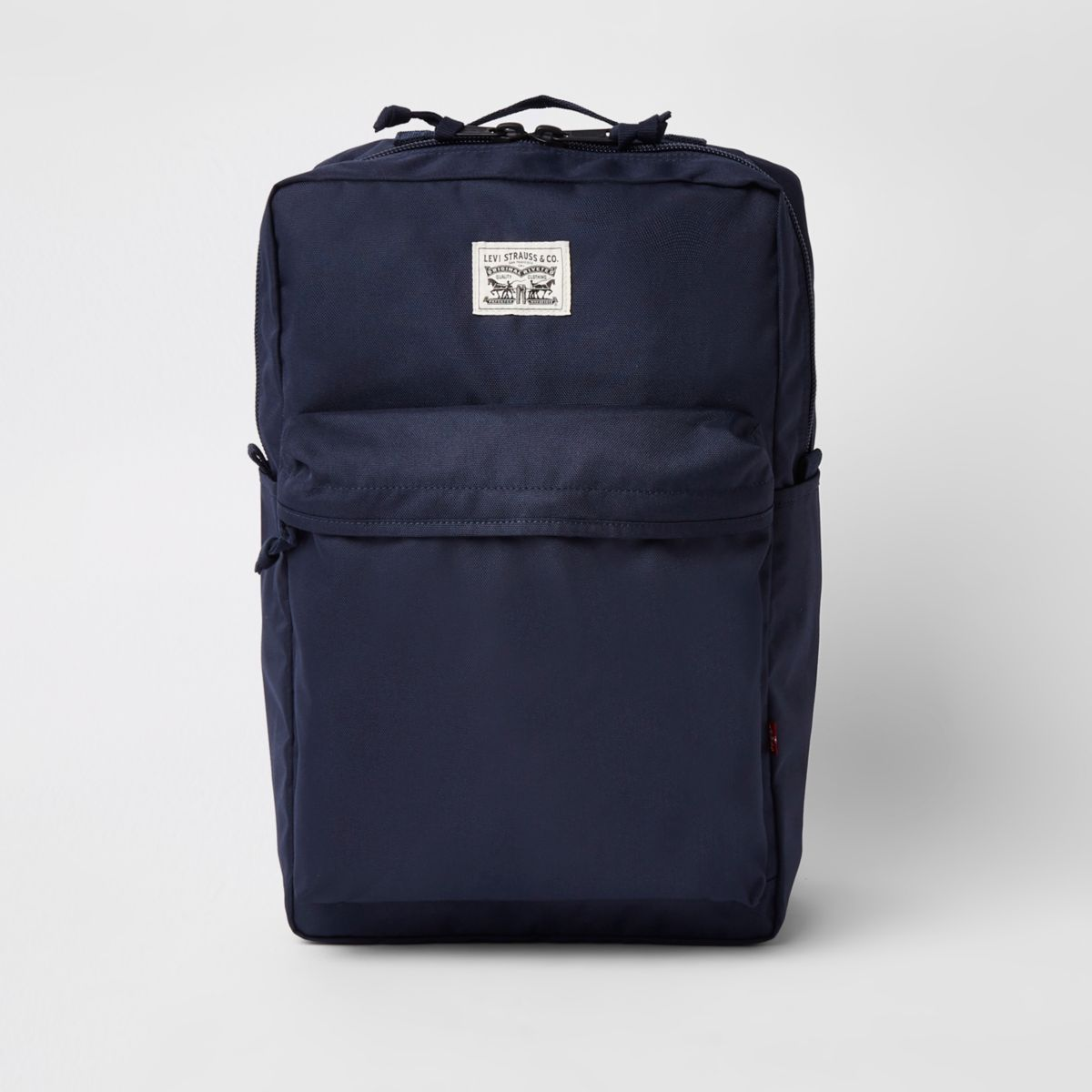 Levi's navy backpack