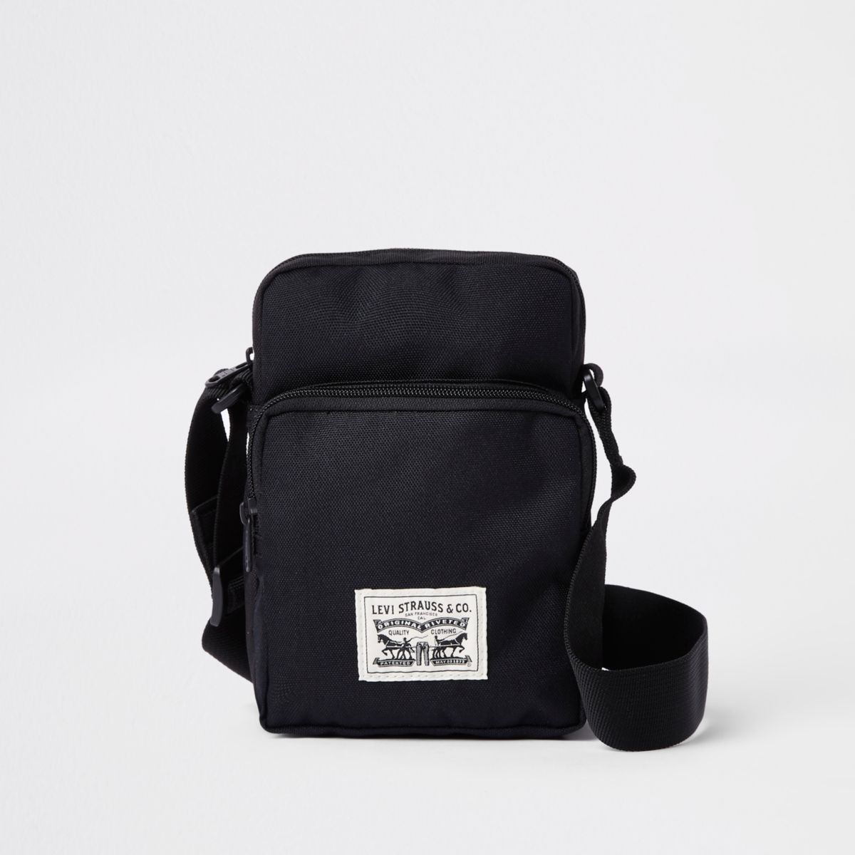 Levi's black cross body bag