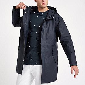 Minimum – Veste bleu marine à capuche