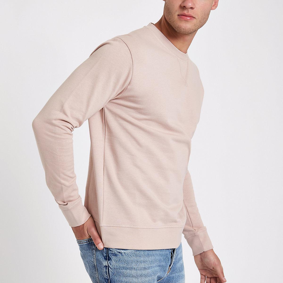 Minimum pink sweater