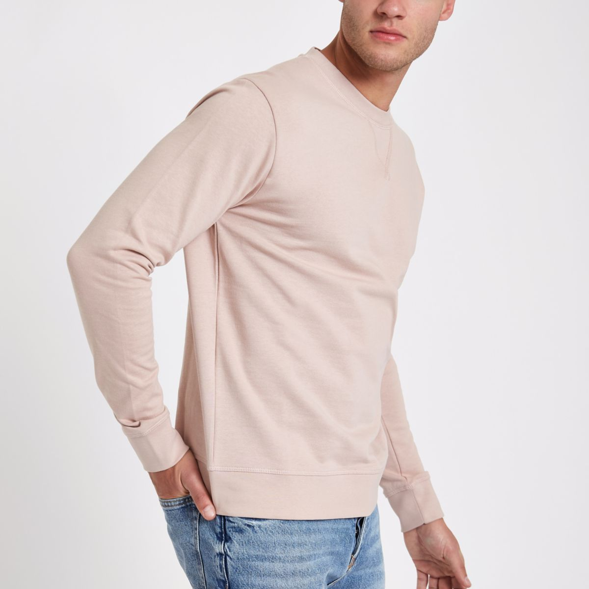 Minimum pink sweater