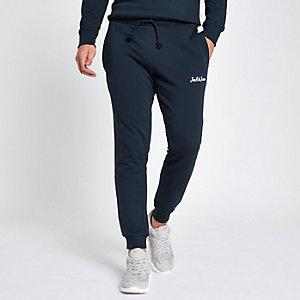 Jack & Jones Originals navy joggers
