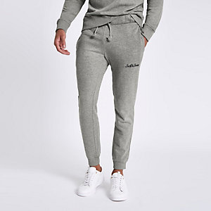Jack & Jones Originals – Pantalon de jogging gris
