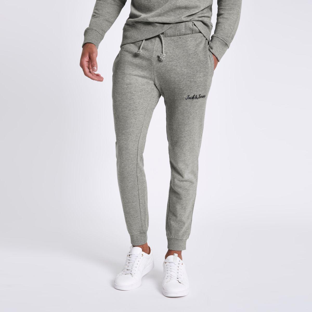 Jack & Jones Originals grey joggers