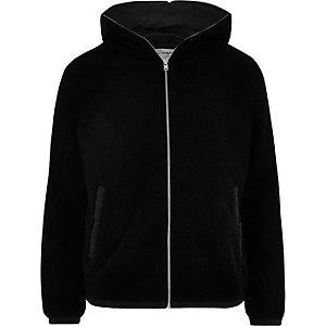 Jack & Jones black borg jacket