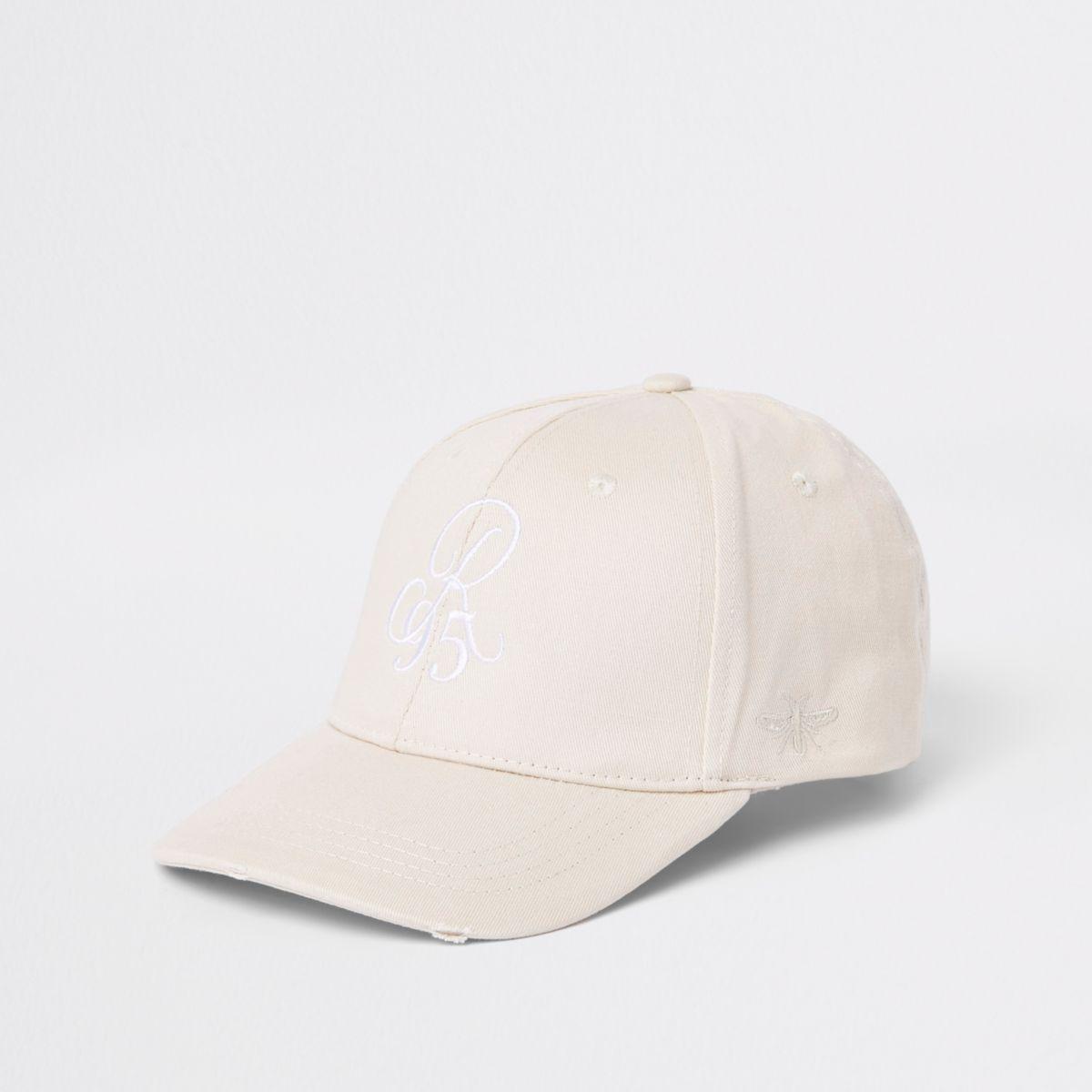 Ecru 'R95' baseball cap