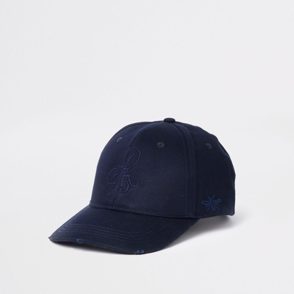 Navy 'R95' baseball cap