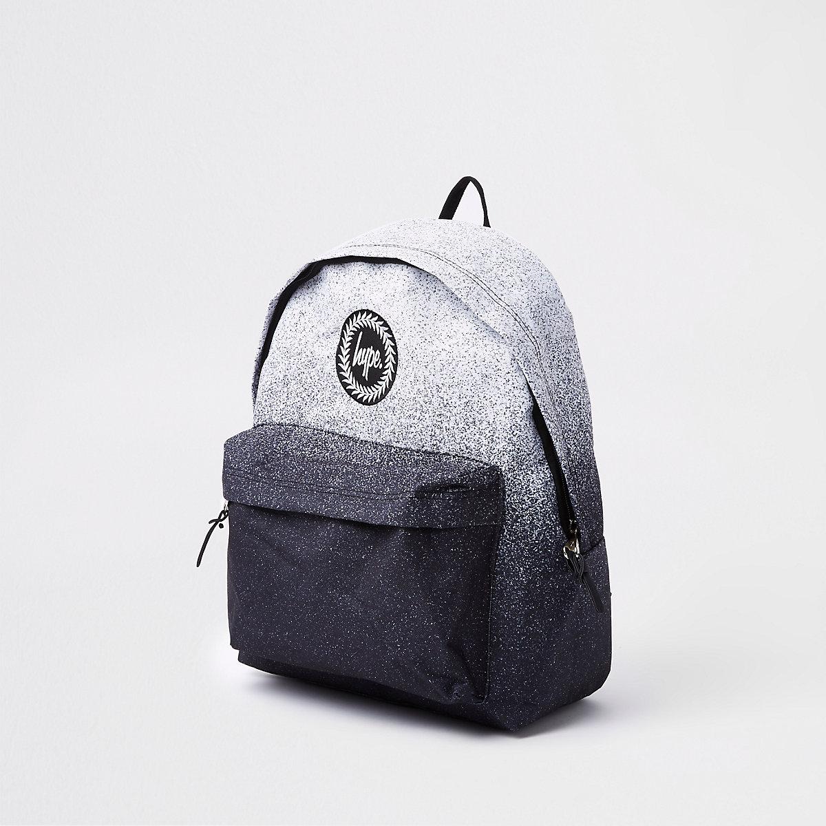d2b857f172 Hype grey fade backpack - Backpacks   Backpacks - Bags - men