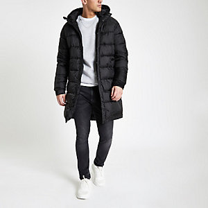 Only & Sons – Schwarze Steppjacke