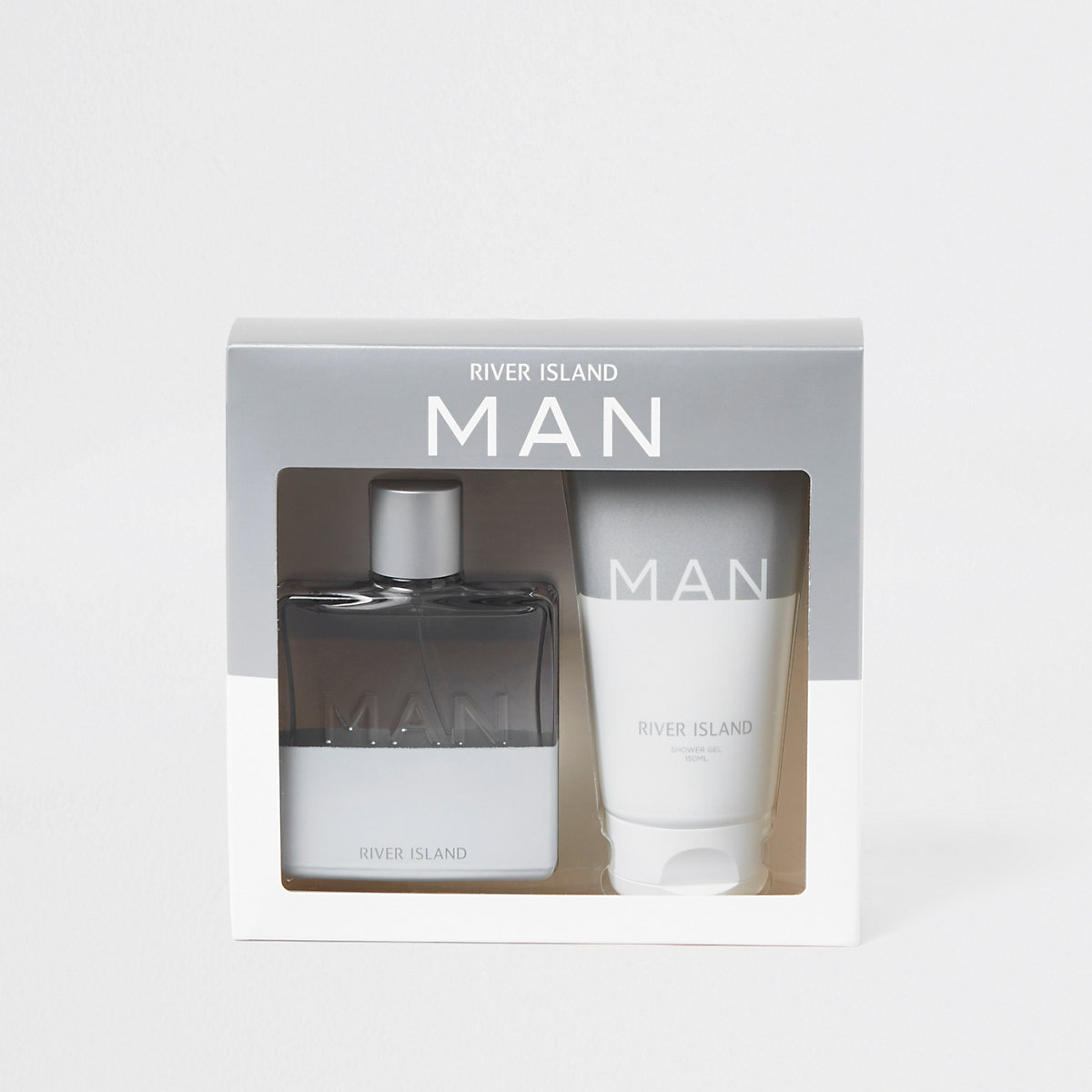 White RI Man Sport fragrance set