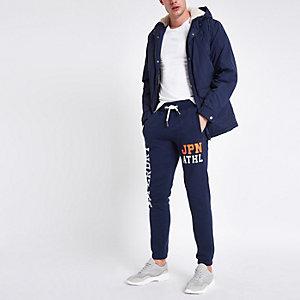 Superdry – Pantalon de jogging imprimé logo
