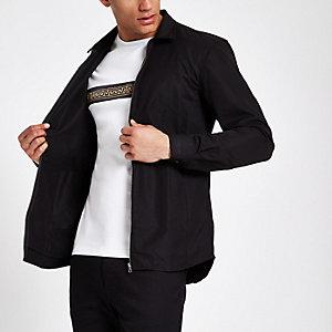 Minimum – Schwarze, leichte Jacke